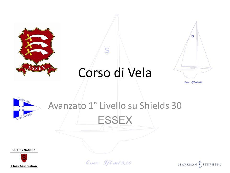 Corso di Vela Avanzato 1° Livello su Shields 30 ESSEX