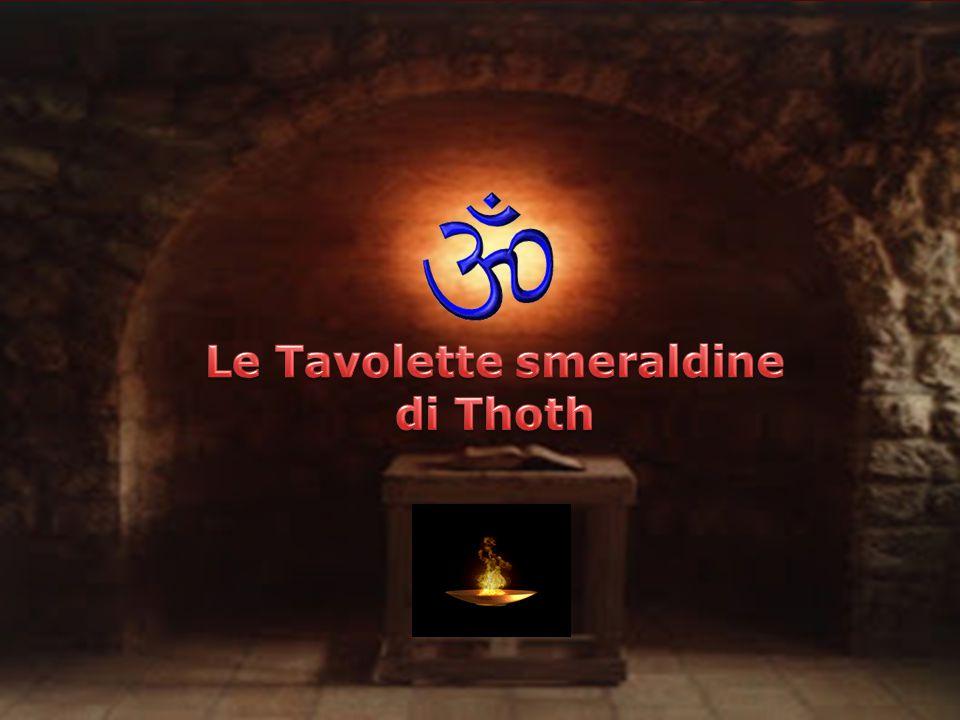 Alcune considerazioni Thoth descrive, agli uomini del suo tempo, le epoche di quando i loro antenati lo conobbero, e solo questo dovrebbe essere sufficiente a far capire loro il suo potere.