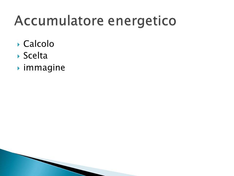  Calcolo  Scelta  immagine
