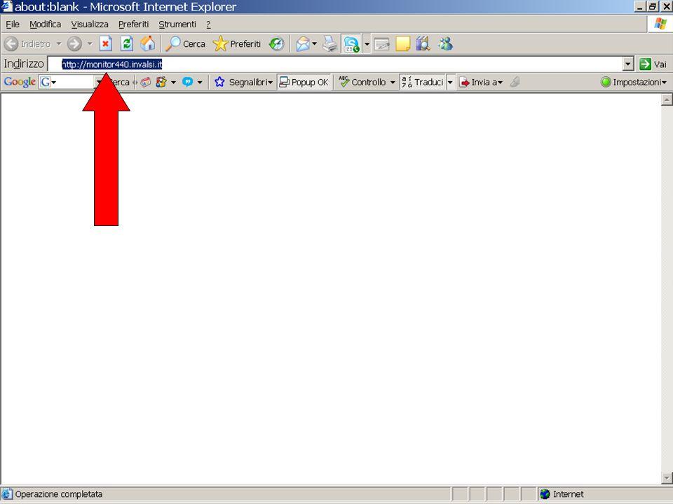 INVALSI Istituto nazionale per la valutazione del sistema educativo di istruzione e di formazione [MPI] ·vai al contenuto della pagina·· salta la prima barra di navigazione··salta alla barra di navigazione a fondo pagina·· Prima barra di navigazione·vai al contenuto della paginasalta la prima barra di navigazionesalta alla barra di navigazione a fondo pagina Ti Trovi in invalsi.it \ ·invalsi.it fondo pagina [ Guida Access Key ] [ XHTML 1.0 ] [ CSS 2.0.