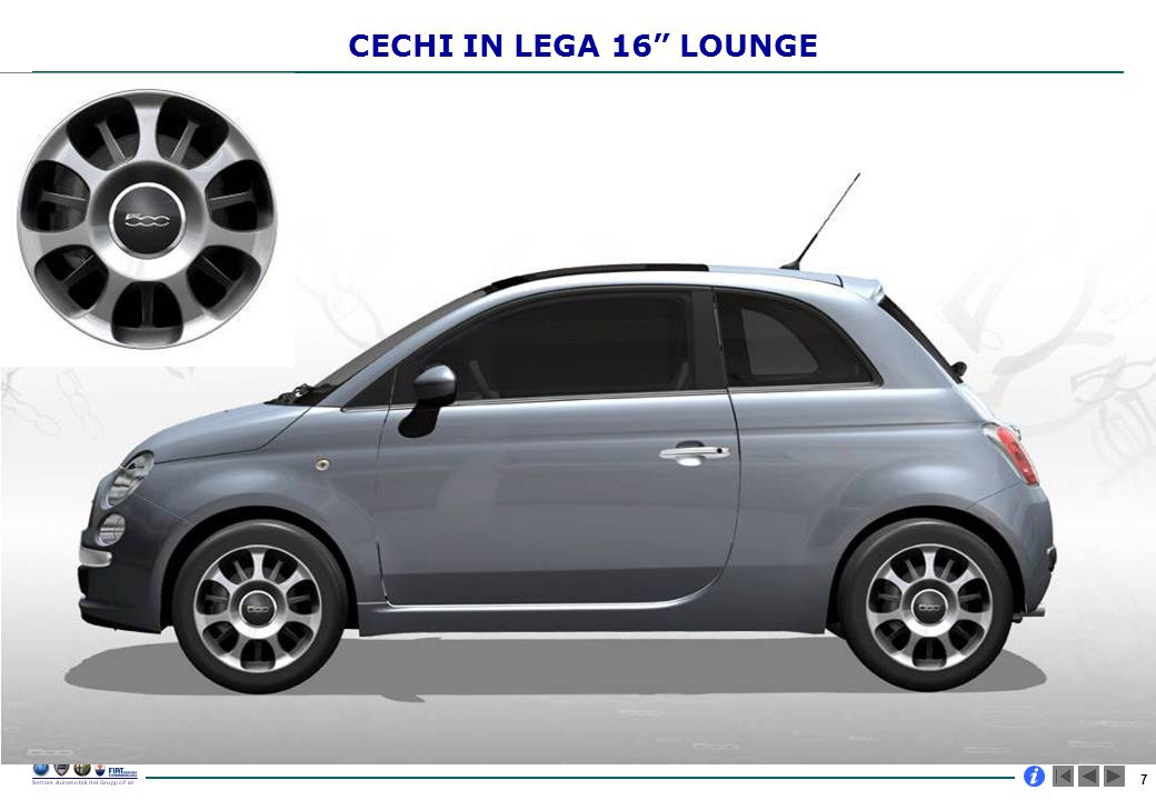 7 CECHI IN LEGA 16 LOUNGE