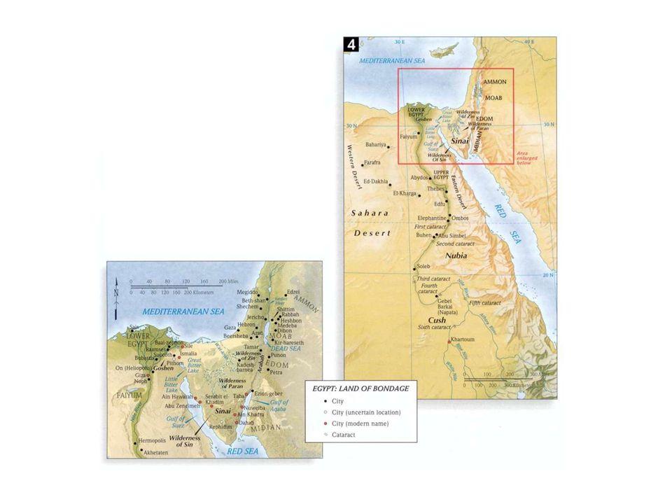 I luoghi: ambito ristretto Palestina (135 d.C.