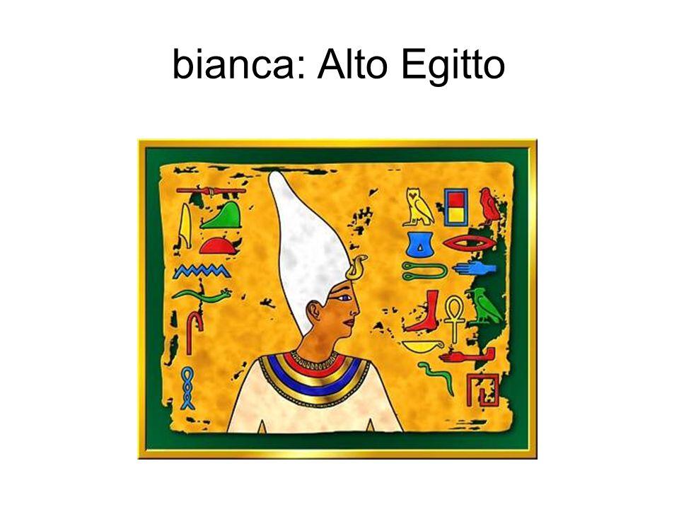 bianca: Alto Egitto
