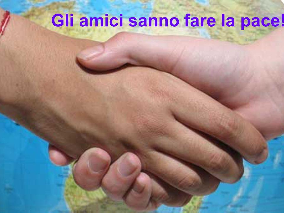 Molto cammino occorre fare per vivere la relazione d amicizia fino alle sue massime possibilita'…