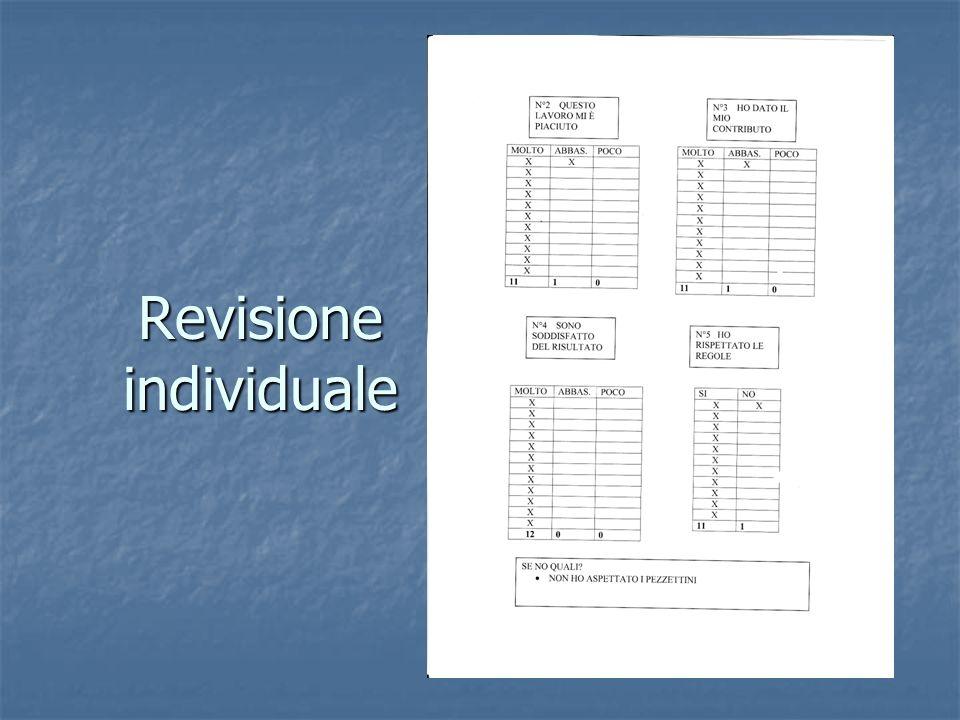 Revisione individuale