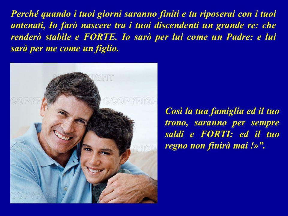 Sottofomdo musicale: HAPPY CHRISTMAS Buona domenica da Antonio Di Lieto (www.bellanotizia.it) Ora che hai ascoltato la Mia Parola, rispondimi … Per approfondire la bellanotizia premi qui F I N E