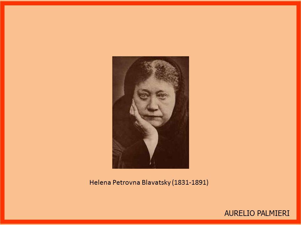 AURELIO PALMIERI Helena Petrovna Blavatsky (1831-1891)