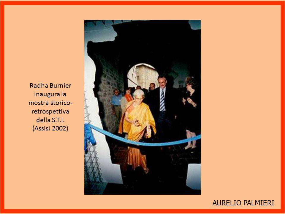 AURELIO PALMIERI Mostra storico- retrospettiva della S.T.I. (Assisi 2002)