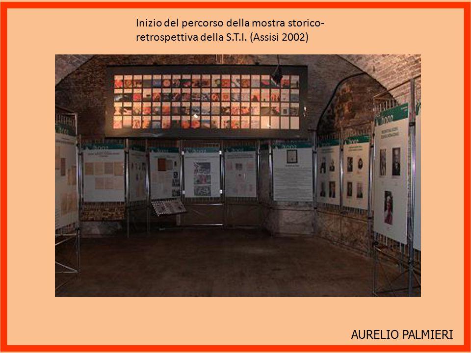 AURELIO PALMIERI Radha Burnier inaugura la mostra storico- retrospettiva della S.T.I. (Assisi 2002)