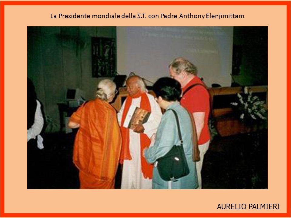 AURELIO PALMIERI Congresso del centenario della S.T.I. ad Assisi