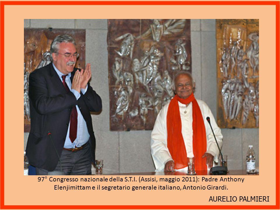 AURELIO PALMIERI X Congresso Mondiale della S.T.