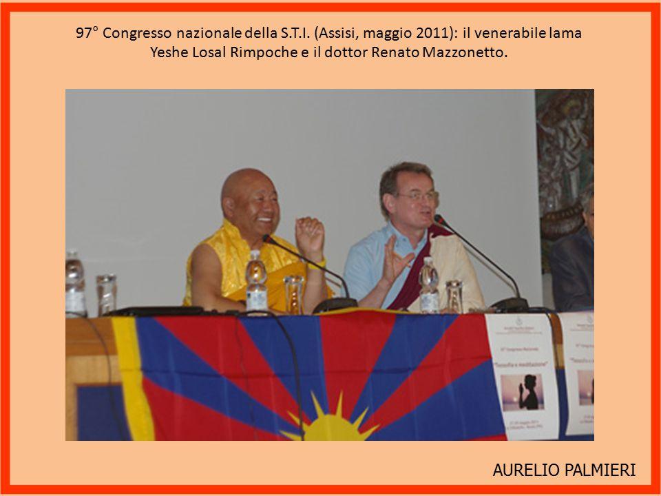 AURELIO PALMIERI 97° Congresso nazionale della S.T.I.