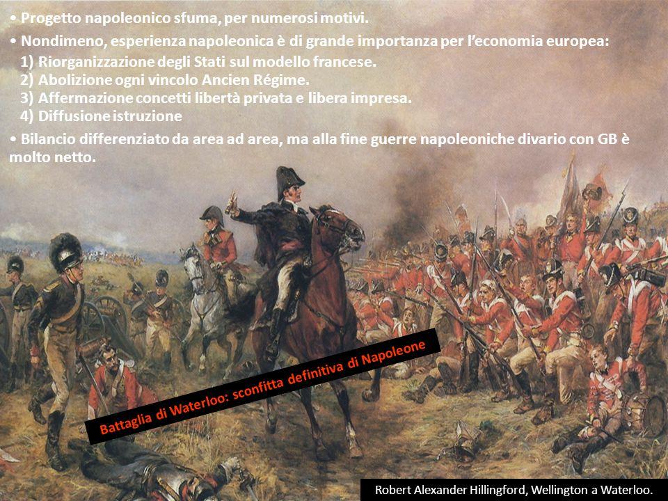 Robert Alexander Hillingford, Wellington a Waterloo.