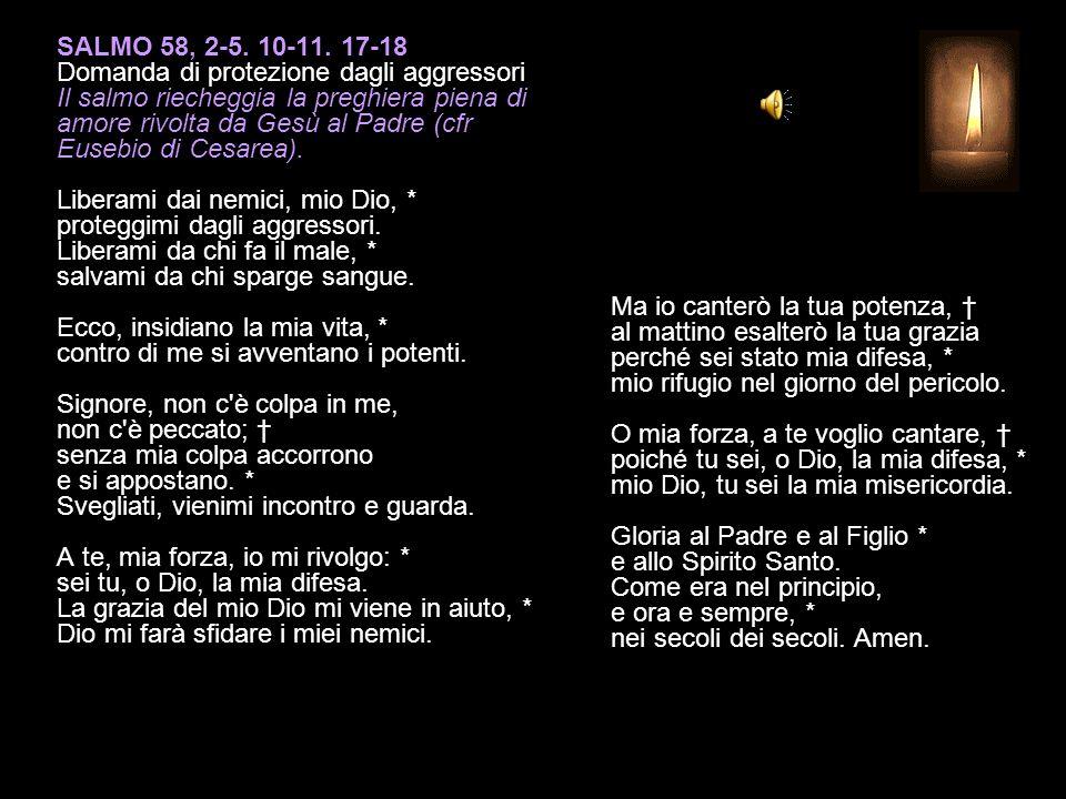 SALMO 58, 2-5.10-11.
