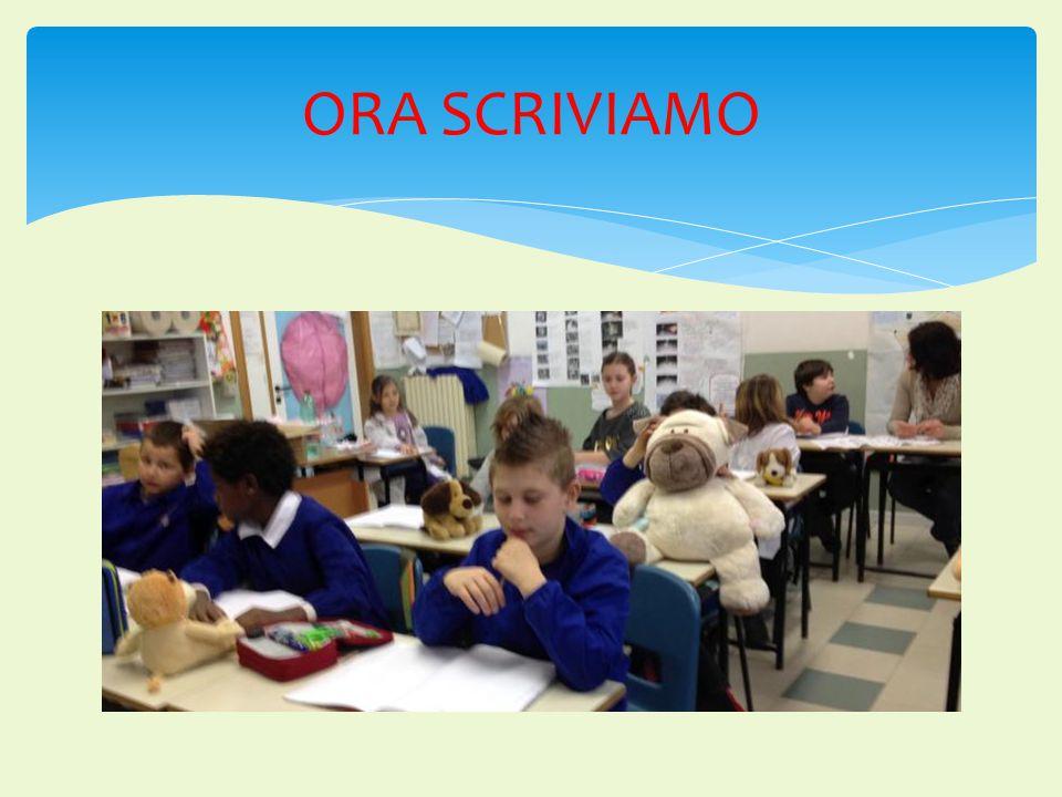  Vengono sorteggiati tre testi da leggere alla classe.