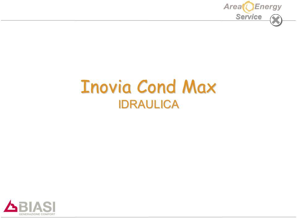 Service Inovia Cond Max IDRAULICA