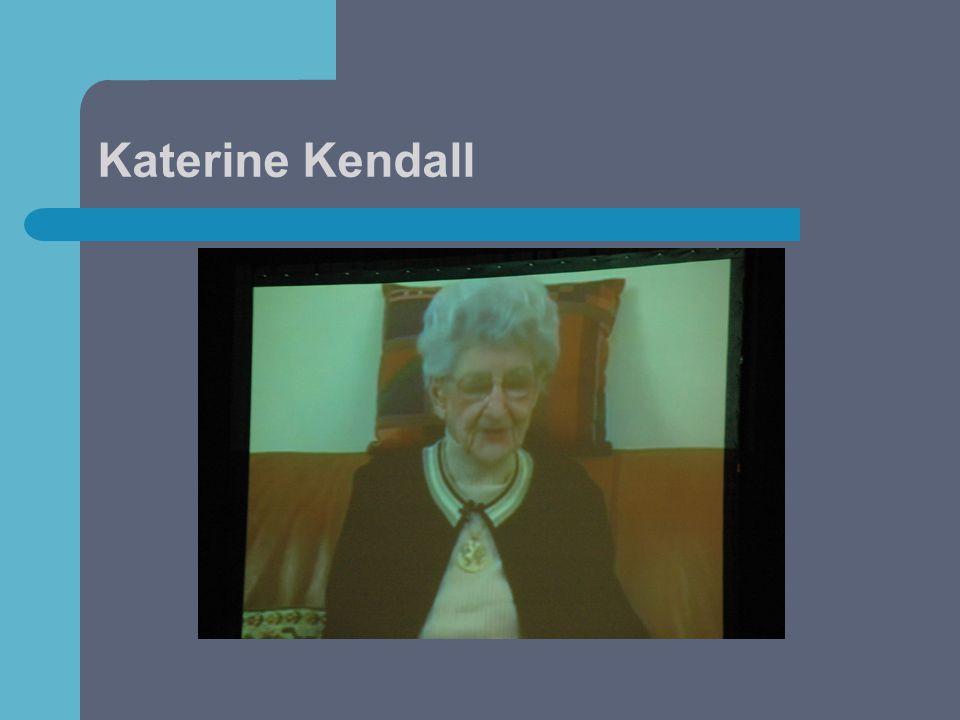 Katerine Kendall