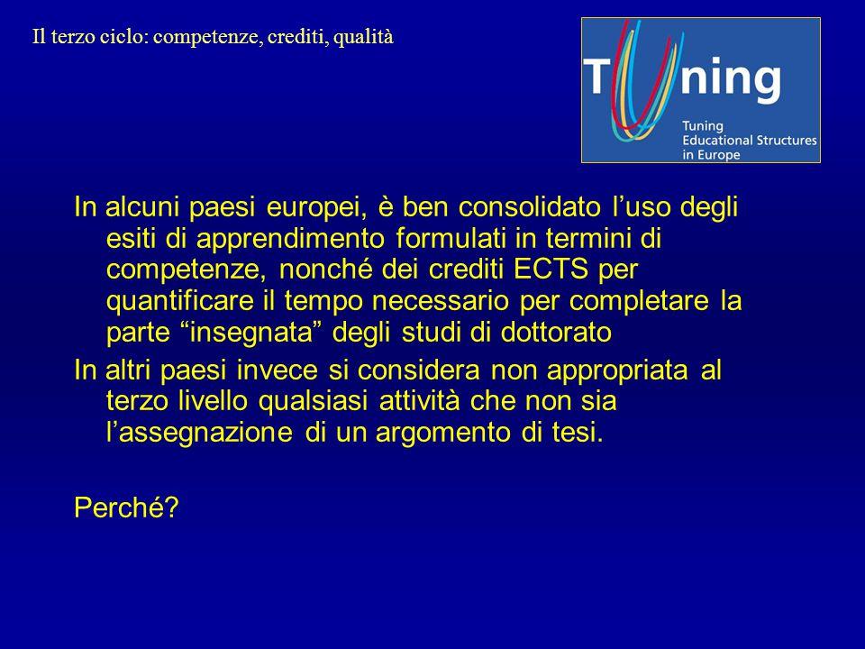 isaacs@stm.unipi.it www.clioh.netwww.clioh.net; www.cliohres.net; www.archhumannets.net, www.bolognakg.net; www.bolognakg2.netwww.cliohres.net www.archhumannets.netwww.bolognakg.net www.bolognakg2.net www.undeusto.org/tuning Il terzo ciclo: competenze, crediti, qualità