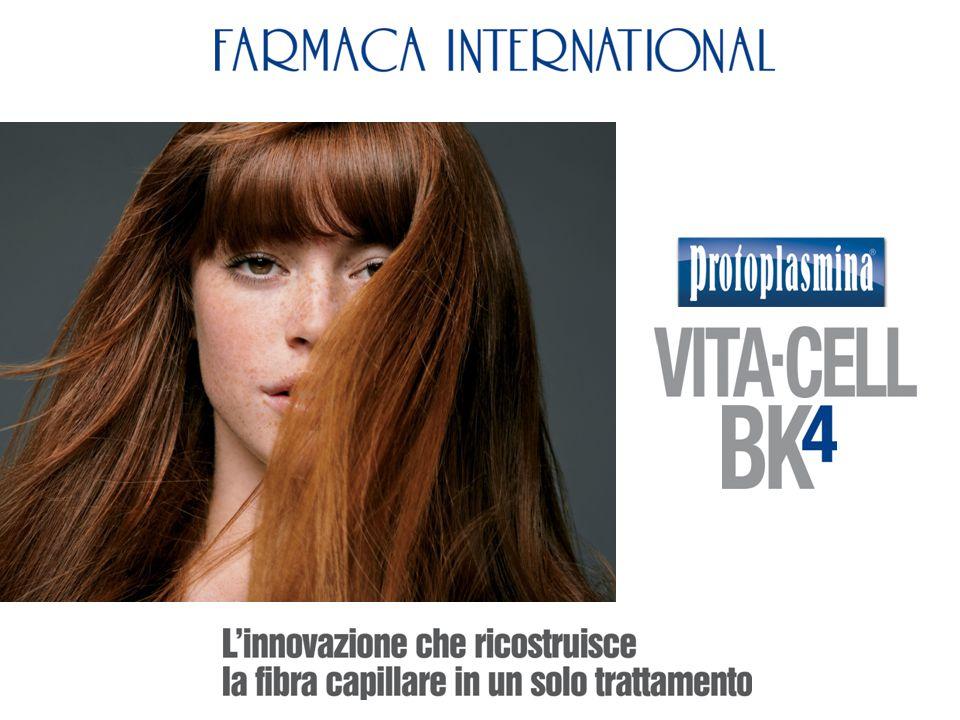 COS'È L'unico programma professionale per la ricostruzione dei capelli sfibrati e danneggiati arricchito con BOTOFARM