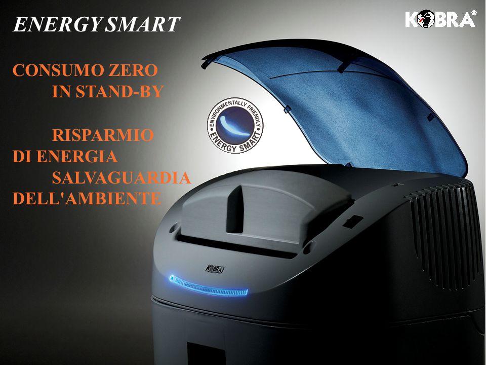 10 CONSUMO ZERO IN STAND-BY RISPARMIO DI ENERGIA SALVAGUARDIA DELL'AMBIENTE ENERGY SMART