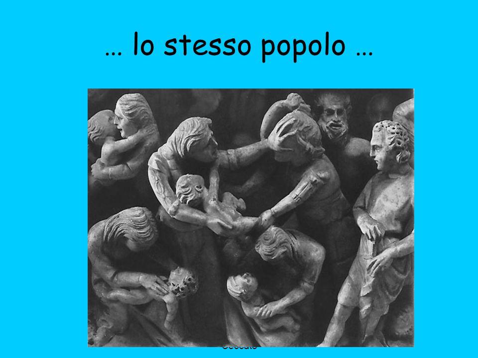 Prof. Mancino - Marco Polo- Alte Ceccato … lo stesso popolo …