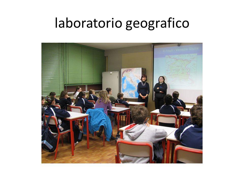 laboratorio geografico