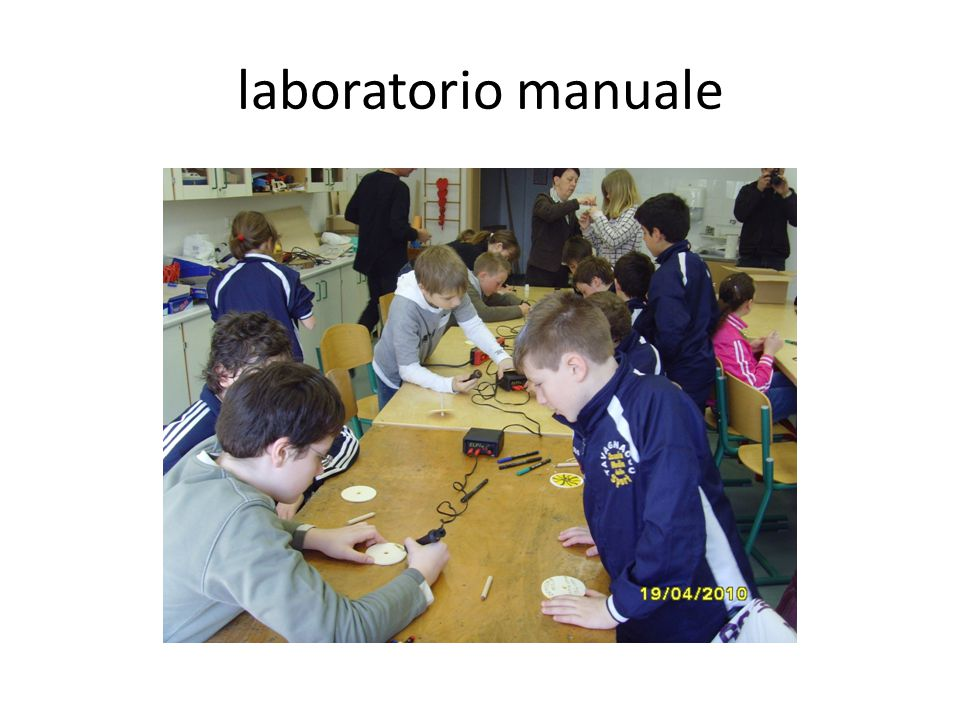 laboratorio manuale