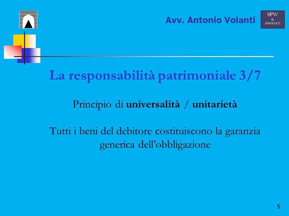 46 Il finanziamento destinato ex art.2447-bis sub b) Elementi caratterizzanti (art.