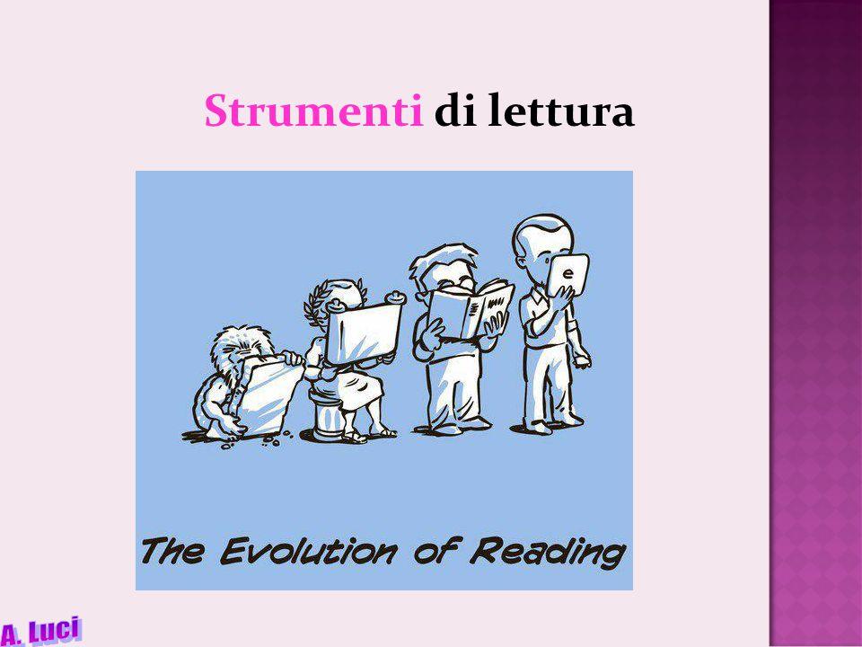 Strumenti di lettura