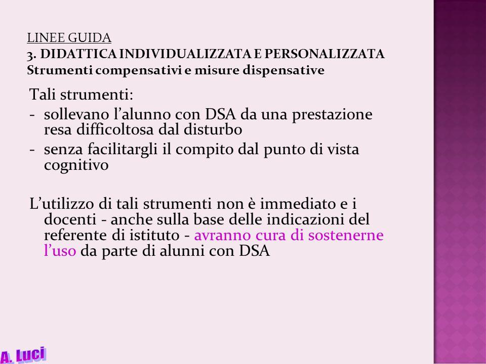 LINEE GUIDA 3.