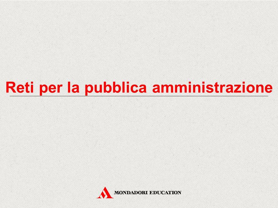 Reti per la pubblica amministrazione