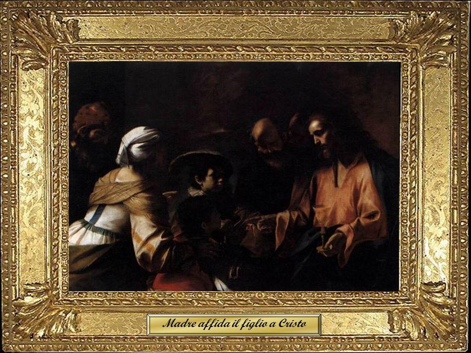 San Luca dipinge la Madonna Museo Del Prado (Madrid) Festa di Absolom