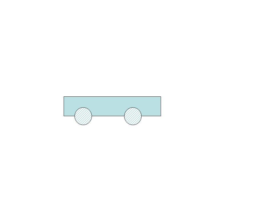 Disegnare rettangolo e due dischi disco1 e disco2 :enfasi, rotazione,orario,360 selezionare rettangolo e dischi-percorso – linea- con precedente per tutti autoreverse – ripeti 3