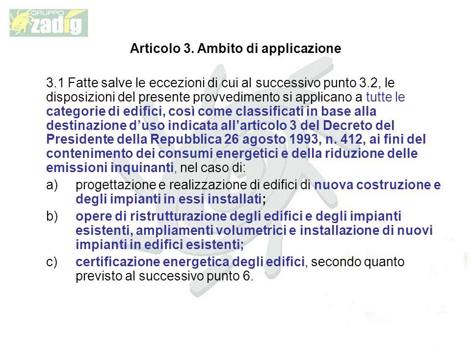 Articolo 3.