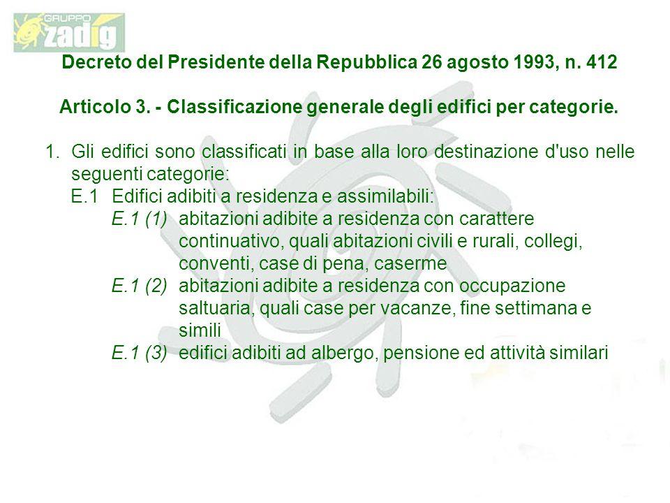 Decreto del Presidente della Repubblica 26 agosto 1993, n.