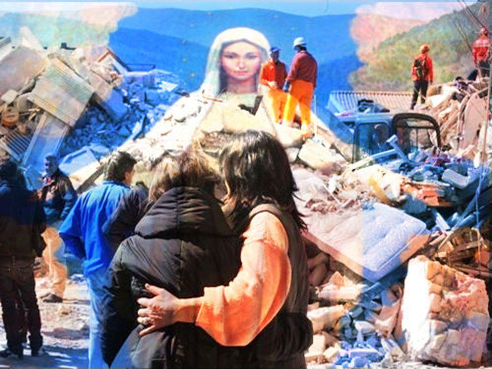 Madre di misericordia, resta con noi,facci sentire sempre fratelli e degni figli tuoi.