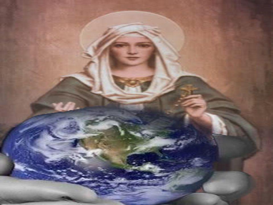 SPERANZA NOSTRA SALVE,noi ti lodiamo ! Aiutaci a vivere nella fede, per costruire insieme un mondo migliore.