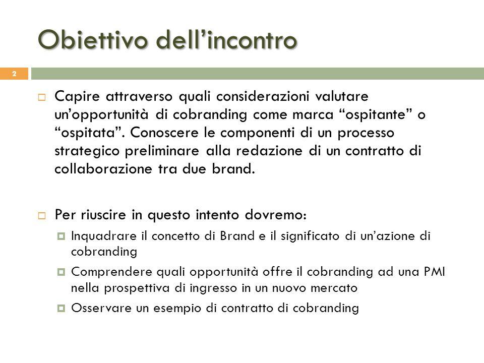 Brand Sorgente  Brand sorgente: A prevalere, nell'equilibrio tra i due nomi: il nome del prodotto porta il contributo della sua individualità al servizio del nome del brand principale, che resta dominante.