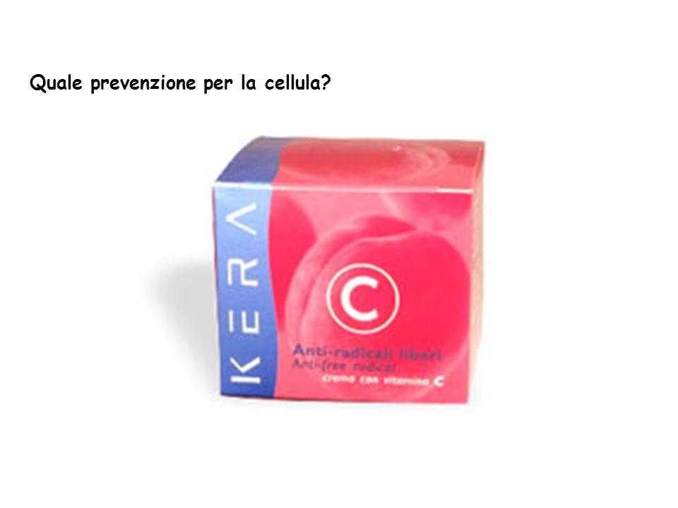 Quale prevenzione per la cellula?
