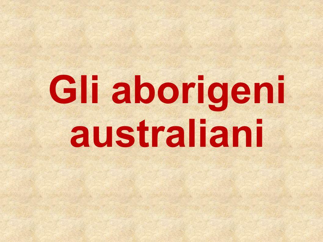 Nell'arco di un solo secolo dall arrivo dei colonizzatori, la popolazione aborigena si ridusse da un numero presunto di almeno 1.000.000 di persone a soli 60.000 individui.