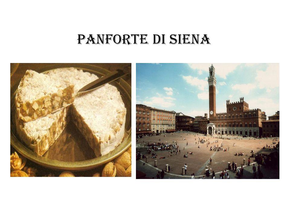 PANFORTE DI SIENA