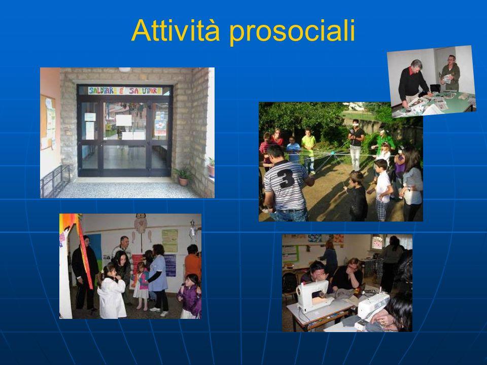 Attività prosociali