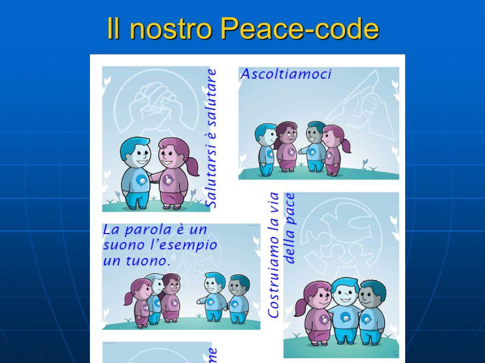 Il nostro Peace-code