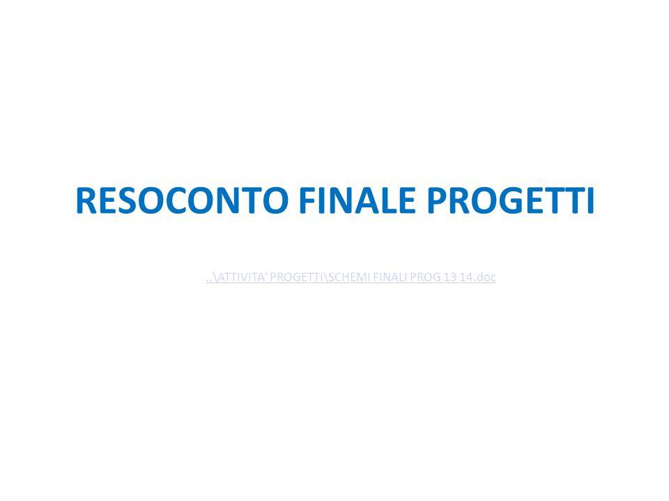 RESOCONTO FINALE PROGETTI..\ATTIVITA' PROGETTI\SCHEMI FINALI PROG 13 14.doc