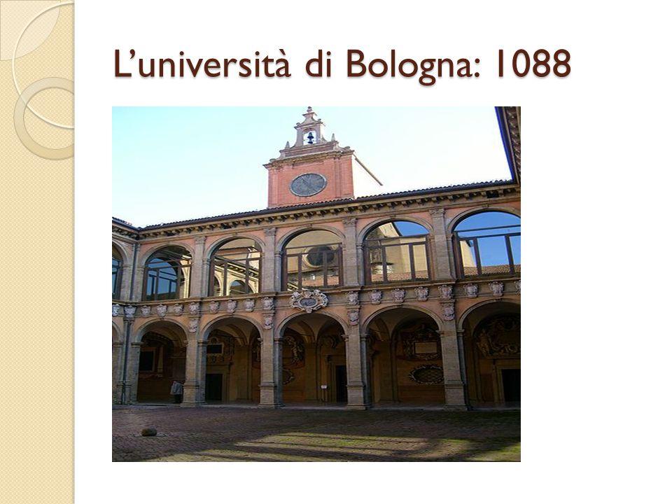 L'Università o l'Esame di Stato o Esame di Maturità permette di continuare l'Università.
