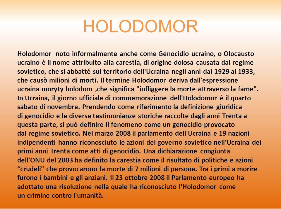 SANZIONI DELL'HOLODOMOR Una speciale commissione, capeggiata da Molotov, fu inviata in Ucraina per sorvegliare la requisizione del grano ai contadini.