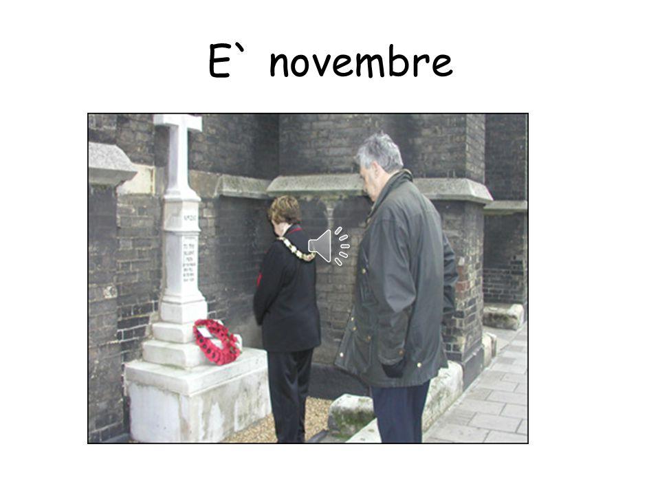 E` ottobre