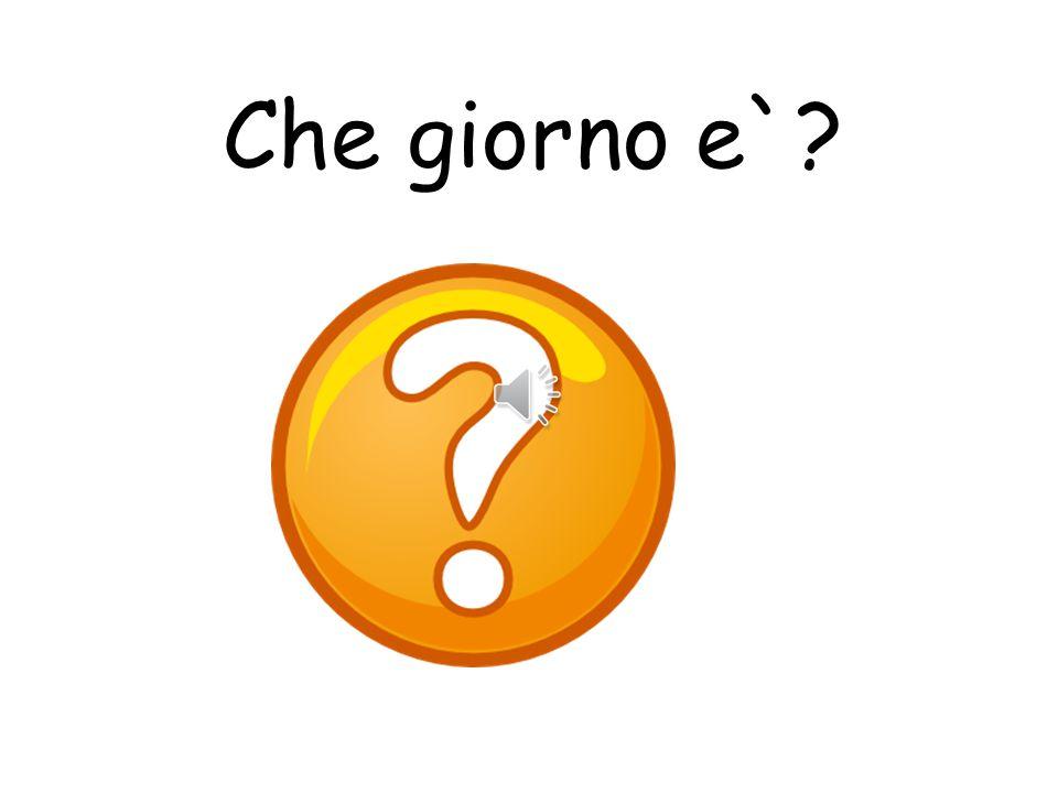 Vocabulary Dates and birthdays Che giorno e`? What is the date? E` lunedi` 2 di maggioIt's Monday 2 nd May Il primoThe first E` il mio compleannoIt's