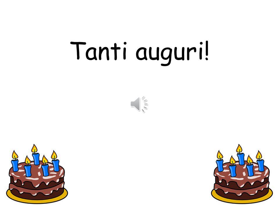 E` il mio compleanno!