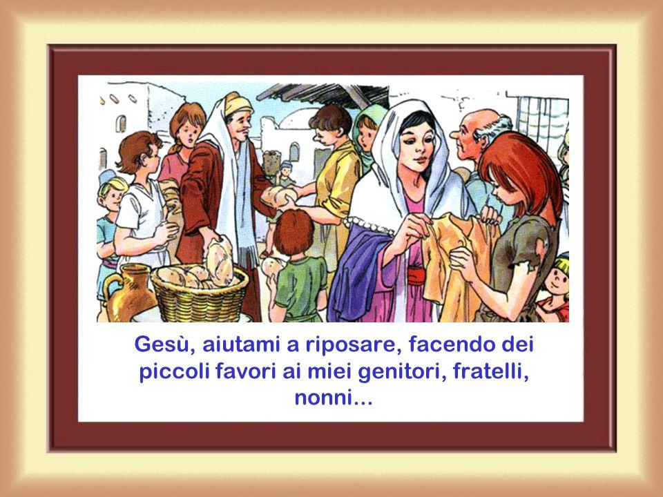 Quando era stanco, Gesù si riposava interessandosi della donna samaritana.